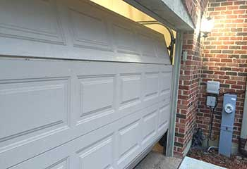Garage Door Off Track Fix | San Marcos